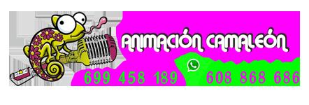 Animaciones Camaleón